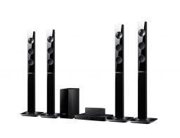 1,000 W 5.1 Ch Home Theater System HT-J5150K